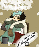 Food Poisoning by kendomatic