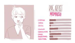 momalish's Profile Picture