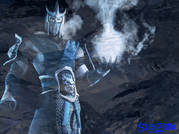 Sub Zero Wallpaper By Bisquikk