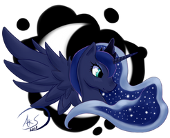 Luna Crest by yukimujaki68
