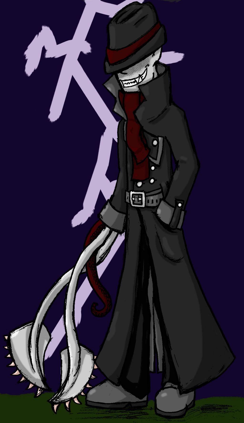 Nyarlathotep - Human Avatar by Tidal-Fox101 on DeviantArt