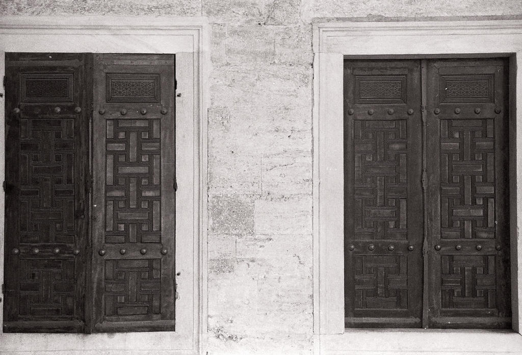 The Doors Are Closed by OnurKorpeoglu
