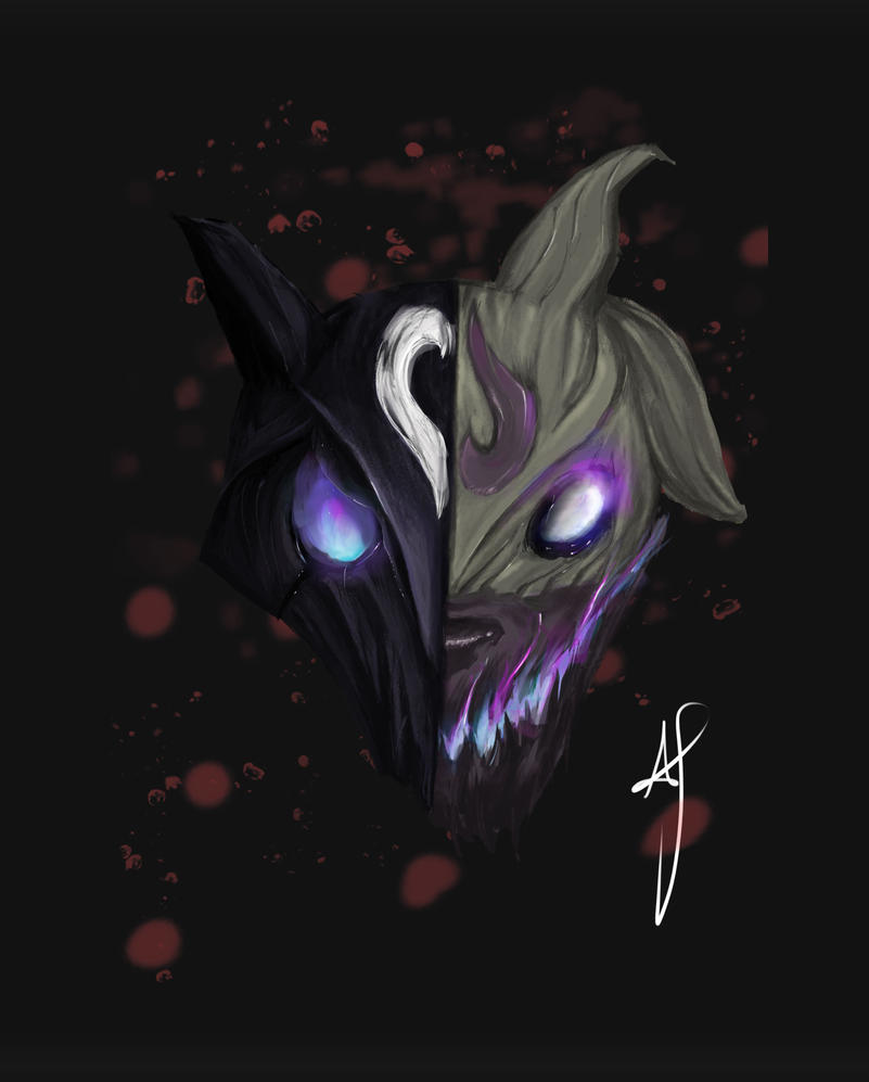 Kindred The Eternal Hunters By Metial On Deviantart