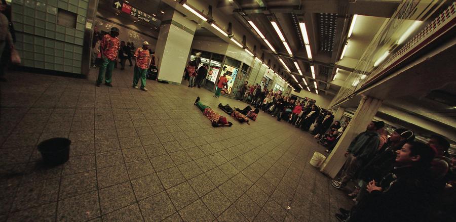 NYC - Subway I by PeeAsH