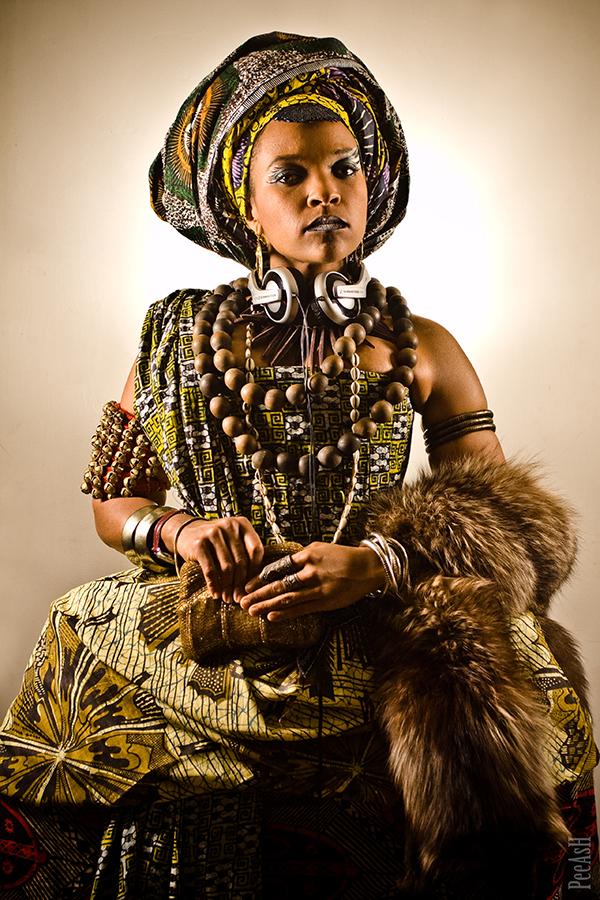 Aminara 2 african queen