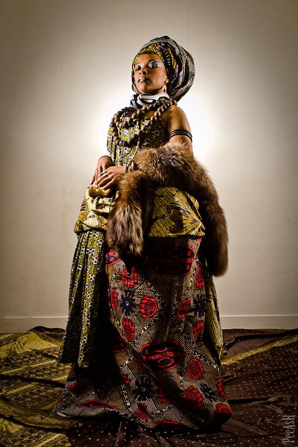 African Queen VII