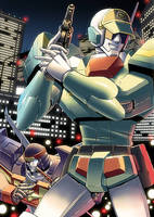 J-Decker Midnight rumble by yorozubussan