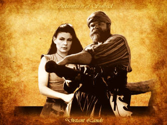 Adventures of Sinbad promo