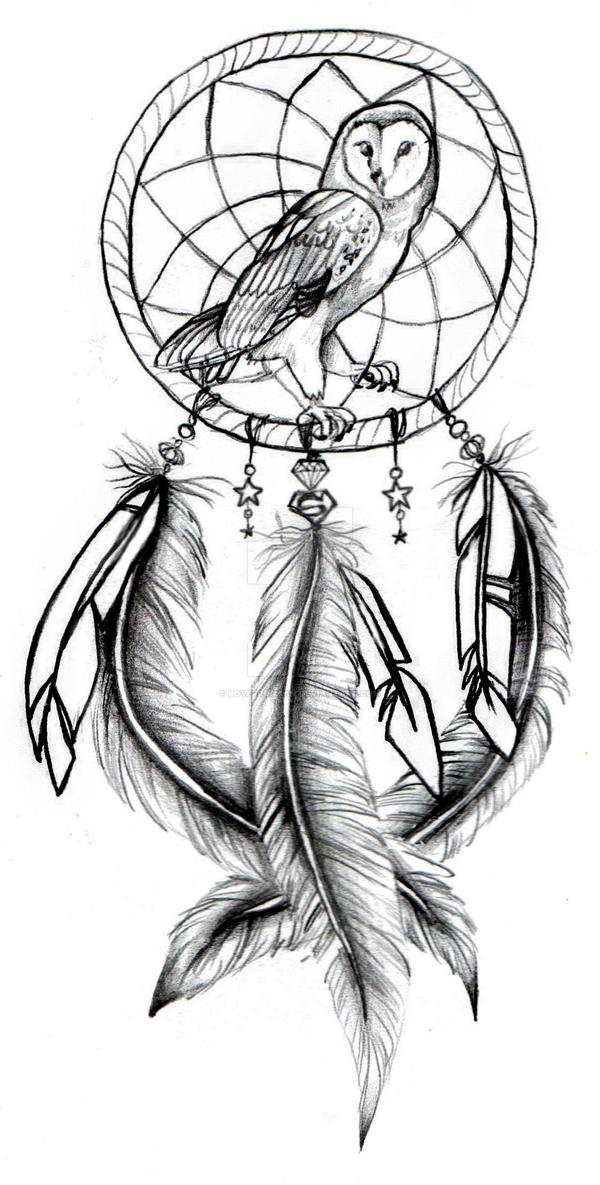 the dream catcher by lovefromsam on deviantart