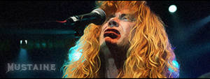 Mustaine Sign