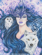 Snow Queen by NewRomantic