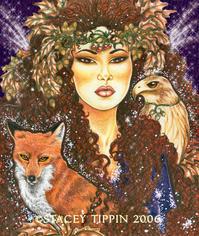 Oak Queen by NewRomantic