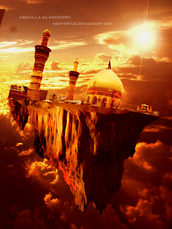 Non Muslim Perspective On The Revolution Of Imam Hussain: The Island Of Imam Hussain By NEXT-style On DeviantArt