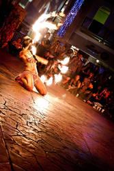 Flame by manira