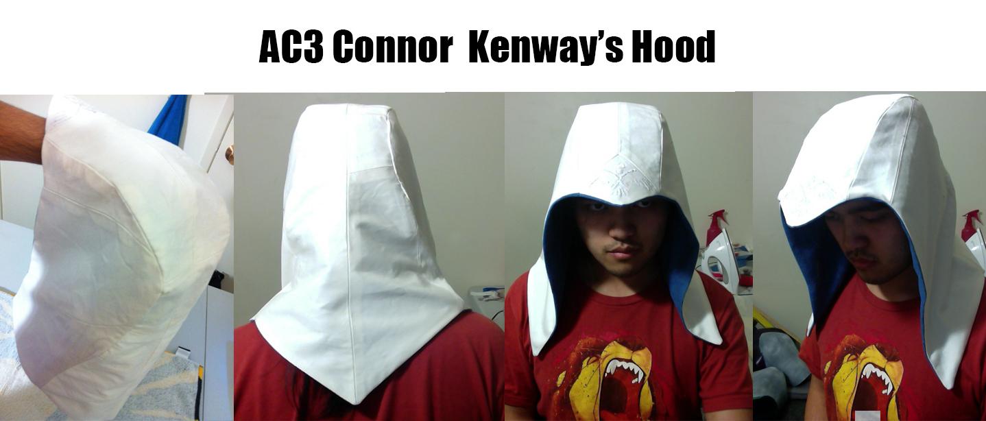 AC3 Connor Kenway's Hood
