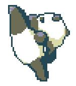 panda by MinnieMo