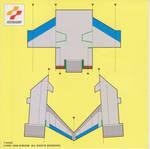 Vic viper papercraft 2