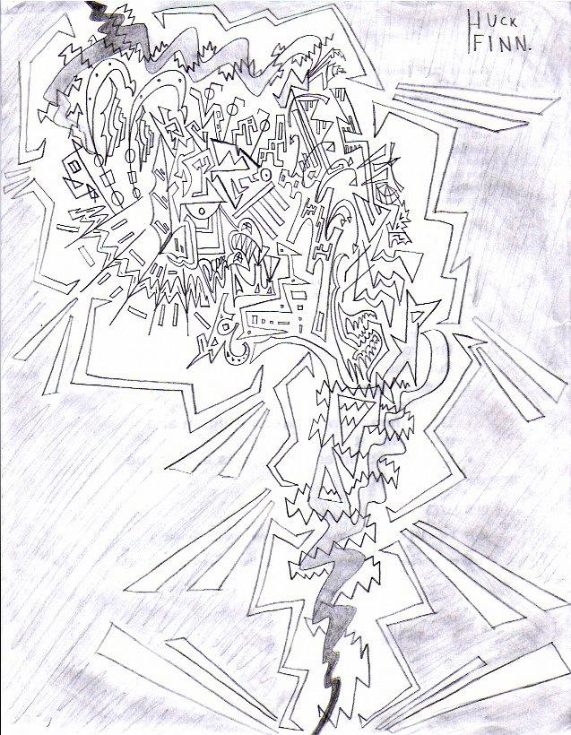 Dialect Journal #1 Adventures of Huckleberry Finn