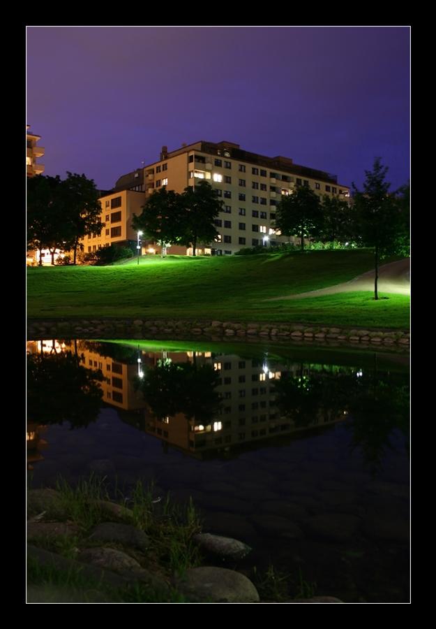 Night Park by henkklund