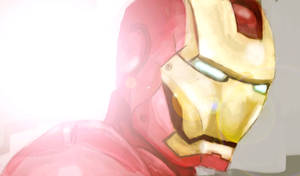 Iron Man by Rin171