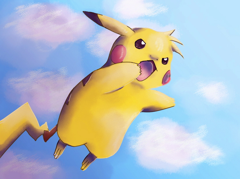 Pika! by Rin171