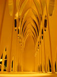 Gothic Cathedral model 3 by a01087483