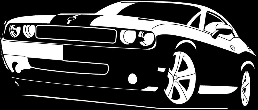 2008 Dodge Challenger  VektorI by V8-Custom-Designs