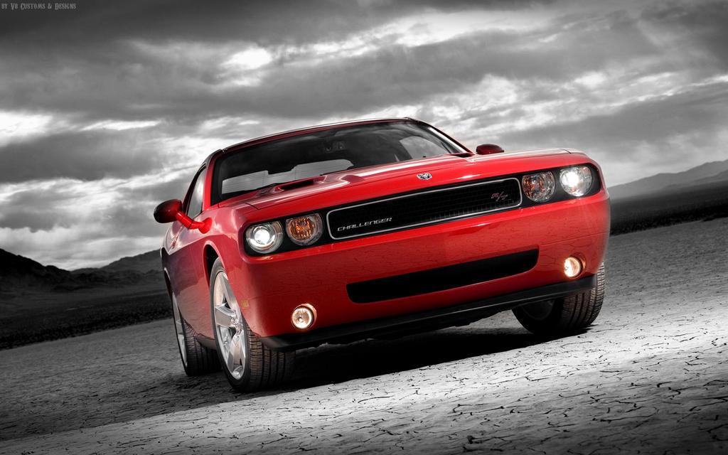 Red Beast by V8-Custom-Designs