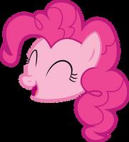 Singing Pinkie Pie by Pikamander2