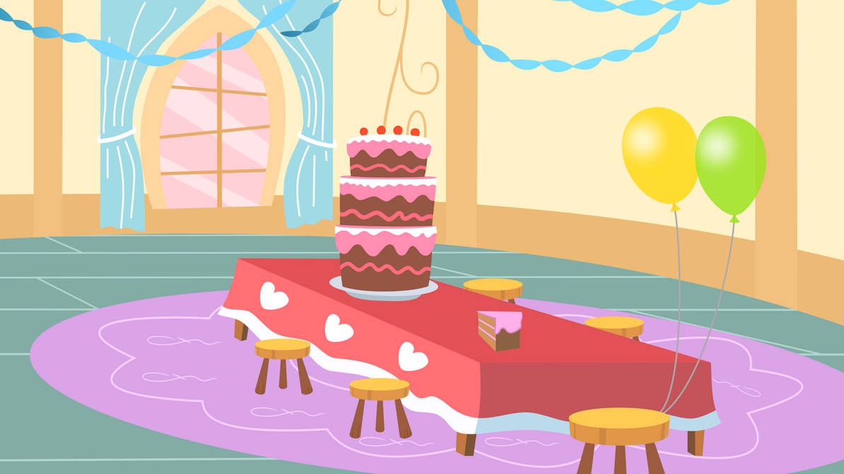 Party of One background vector by Pikamander2