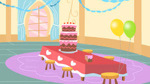 Party of One background vector