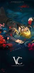Commission novel - Vampire Company 5 by dreamworm