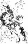 Nariko Heavenly Sword Stipple