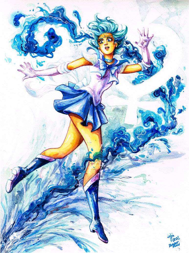 BROLAB SAILOR MERCURY by RobertDanielRyan