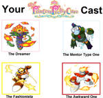 Robot Masters Prince Precure!