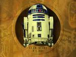 Star Wars - R2-D2 by MMASportWall1982