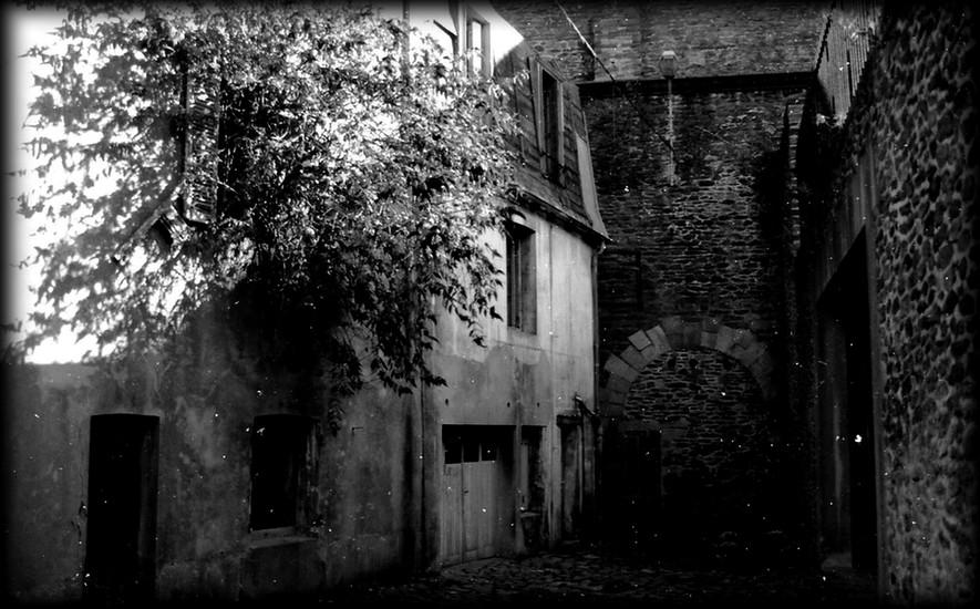 fond de rue by pwlldu
