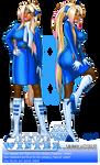 Blue Winter - DressUp-Game Update