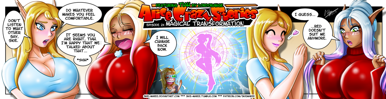 ACS - Episode 24 - Magical Transformation by Skie-Maree