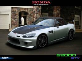 Honda S2000 GTV by Noxcoupe-Design