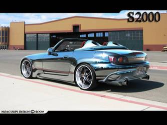 Honda S2000 -- Full Chrome by Noxcoupe-Design