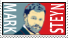 Mark Steyn Stamp no. 2 by RedTusker