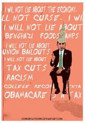 Obama Manchild Dunce