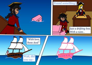 [TG] Pirate Booty Part 1 by Jayronzski