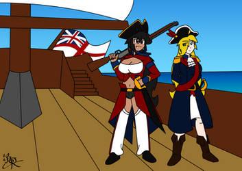 [TG] Pirate Booty Part 2 (Pinup) by Jayronzski