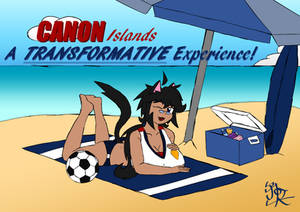 [TG Fight Club] Canon Islands Postcard