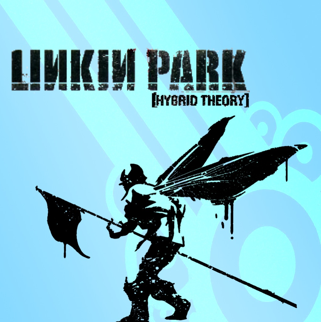 Linkin Park Hybrid Theory Alternate Cover By Doomed Moon