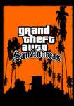 Grand Theft Auto: San Andreas Minimalist Poster