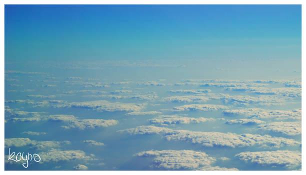 Clouds islands