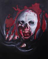 Zombie Art Walk 2011 by ii2eaper
